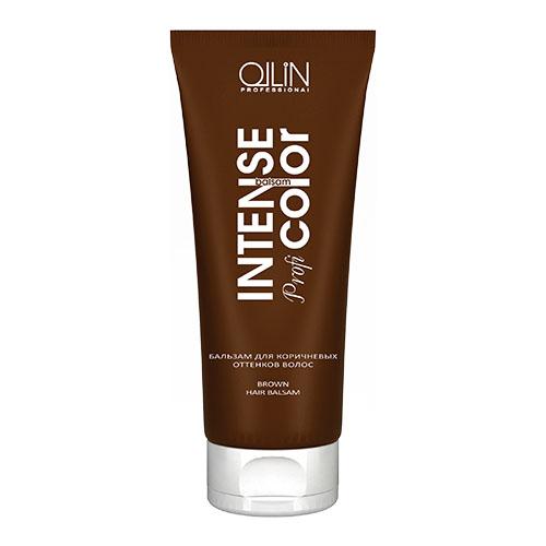 Ollin Бальзам для коричневых оттенков волос Intense Profi Color Brown Hair Balsam 200 мл (Ollin Professional)