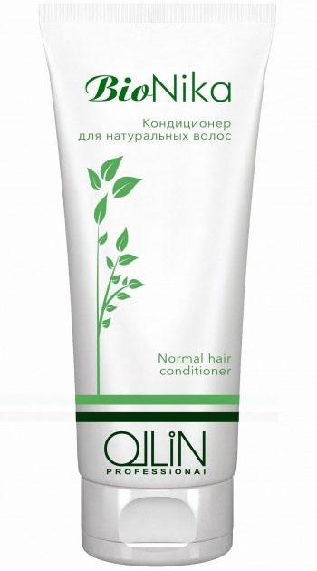 Ollin Кондиционер для натуральных волос BioNika Normal Hair Conditioner 200 мл725966Кондиционер надолго сохраняет мягкость и ухоженный вид волос, защищает кожу головы и препятствует потере влаги. Волосы становятся более сильными и перестают сечься. Активные компоненты: экстракт конского каштана, провитамин B5, фосфолипиды.