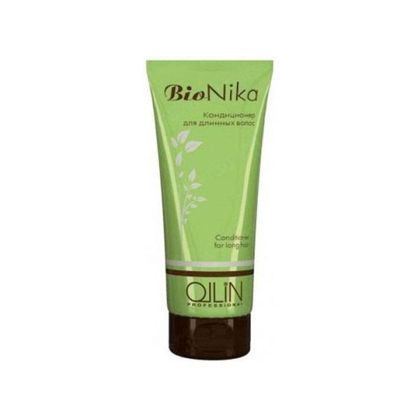 Ollin Кондиционер для длинных волос BioNika Long Hair Conditioner 250 мл725997OLLIN BioNika Long Hair Conditioner - кондиционер для длинных волос. Восстанавливает силу и блеск длинных волос. Способствует питанию и насыщению волосяных луковиц, препятствует их преждевременному старению. Специальный кератиновый комплекс решает характерную для длинных волос проблему недостатка кератина. Предотвращает сечение волос по всей длине и на кончиках.