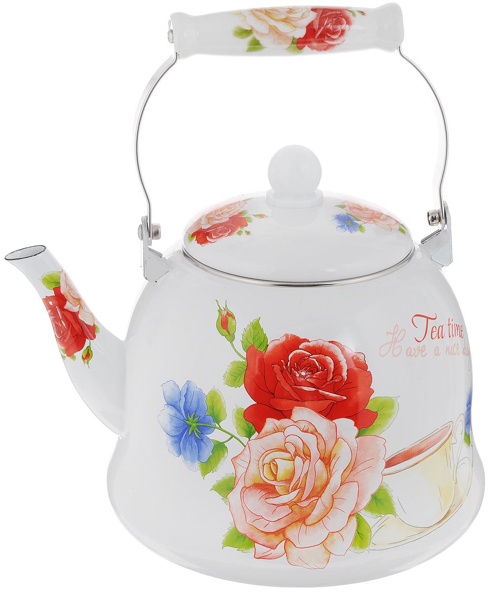Чайник эмалированный Mayer & Boch, 5 л. 23079