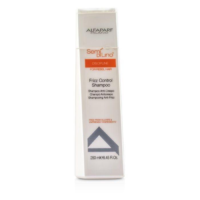 Alfaparf Разглаживающий шампунь для непослушных волос Semi Di Lino Discipline Frizz Control Shampoo 250 мл