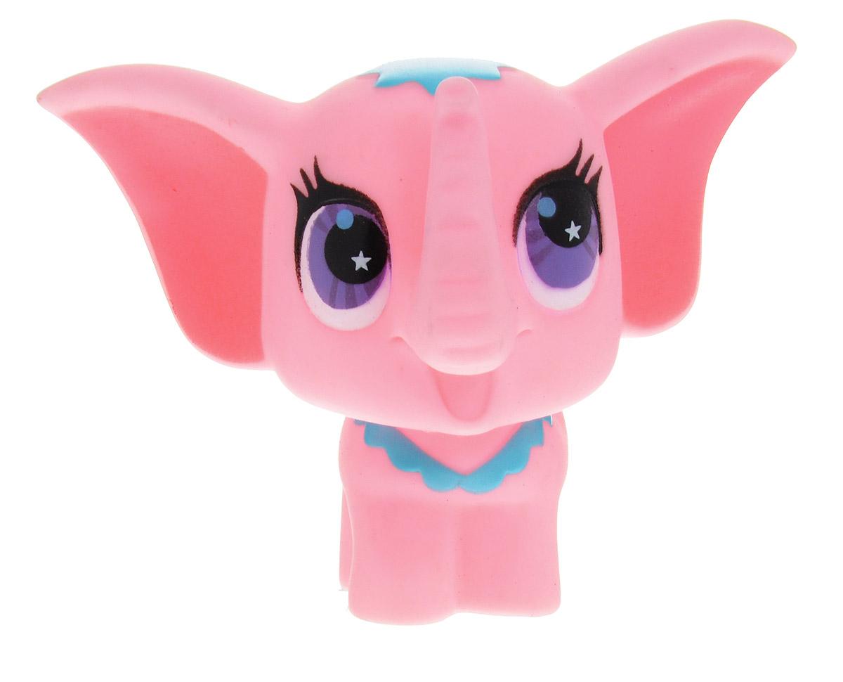 Играем вместе Фигурка для ванной Littlest Рet Shop Слон44R_слонФигурка для ванной Играем вместе Littlest Рet Shop: Слон понравится вашему малышу и развлечет его во время купания. Она выполнена из безопасного материала в виде героя мультфильма Маленький зоомагазин. Размер игрушки идеален для маленьких ручек малыша. Игрушка может брызгать водой и пищать. Игрушка для ванной способствует развитию воображения, цветового восприятия, тактильных ощущений и мелкой моторики рук.