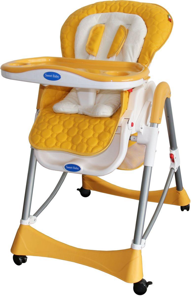 Sweet Baby Стульчик для кормления Royal Classic Arancione 324 569