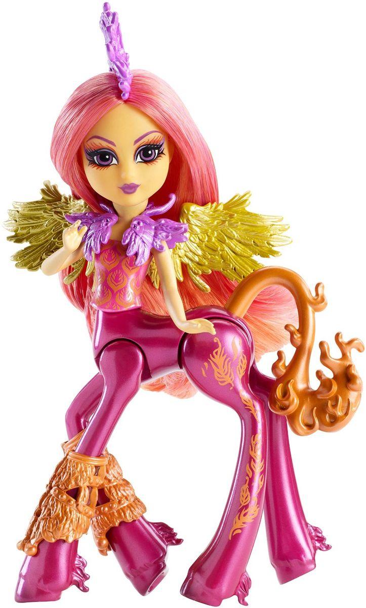 Monster High Мини-кукла Flara BlazeDGD12_DJF13Мини-кукла Monster High Flara Blaze обязательно привлечет внимание вашей девочки. Флэра Блэйз любит ярко пылать в грандиозных нарядах, переливающихся золотым блеском - в особенности, украшенных различными перьями. У нее есть плохая привычка поджигать свою гриву и хвост. Как хорошо, что они быстро отрастают. Любит организовывать вечеринки, праздники по случаю важных событий и дат, а время от времени даже флешмобы. Порадуйте свою дочурку таким замечательным подарком!