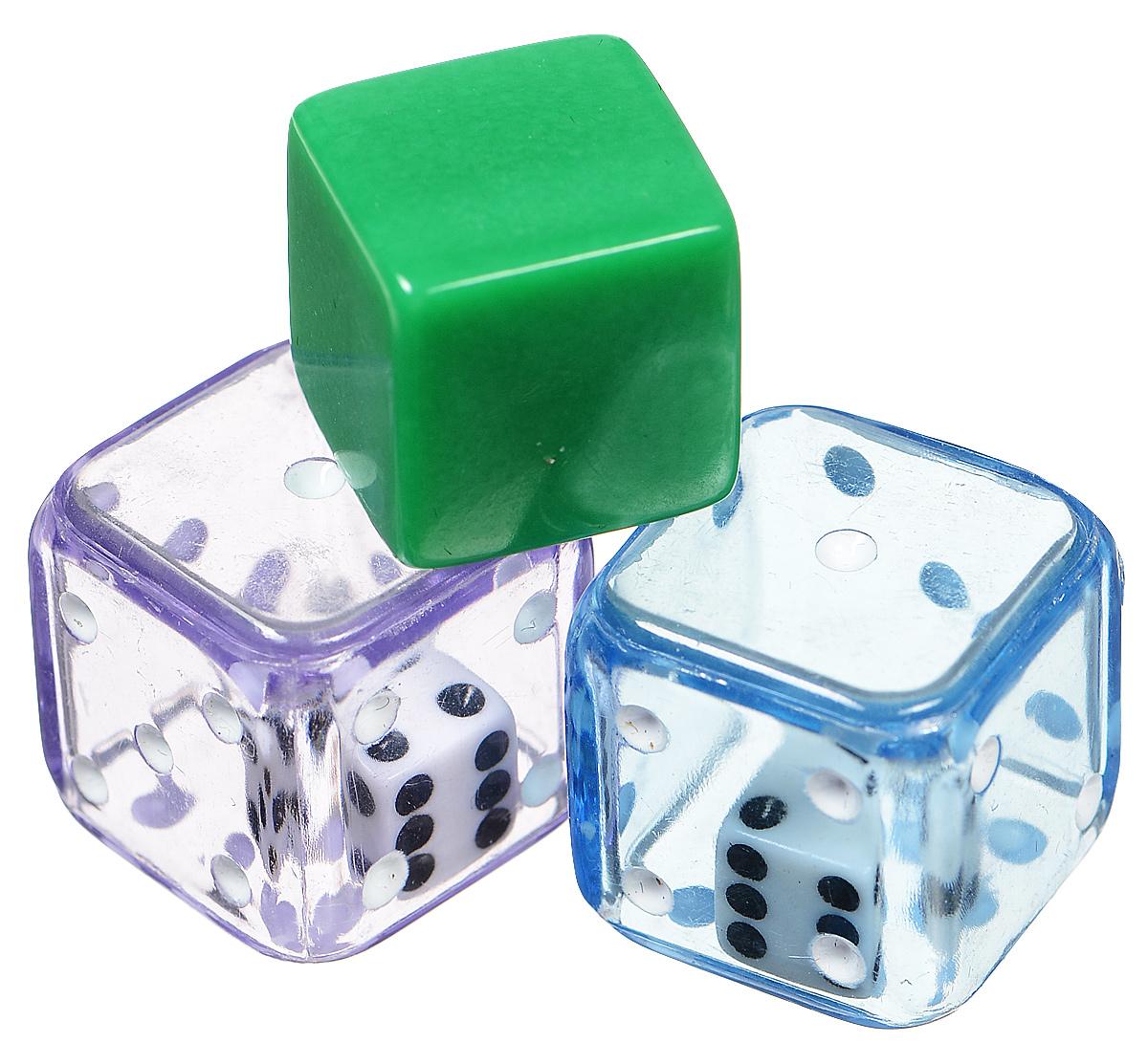 Pandoras Box Математический набор №4 Дроби цвет синий фиолетовый зеленый01PB037_синий, фиолетовыйС помощью данного набора можно генерировать примеры с любыми математическими операциями, так как вы можете написать на пустом кубике все что угодно, тем самым усложняя примеры для детей. Использование: С помощью кубиков генерируем пример, который по правилам сложения, вычитания, деления и умножения, вычисляем. Набор хорош для группы детей для того, чтобы на скорость состязаться в правильном вычислении дробей. Дроби достаточно сложная тема и ее лучше всего осваивать в игровой форме. В наборе: 2 кубика D6 в кубиках D6, 1 кубик пустой, мешочек.