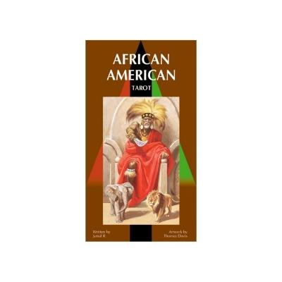 Карты Таро Lo Scarabeo Таро Афро-Американское, инструкция на английском языке. EX137EX137Эта колода достаточно близка к традиционным колодам Таро и безусловно будет интересна людям, интересующимся афро-американской культурой.