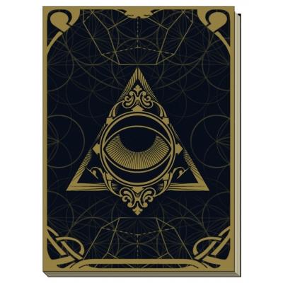 Дневник для записей Lo Scarabeo Ночное солнце, JOU28JOU28Магический дневник это тайное и сокровенное место для записи и хранения ваших мыслей, важных откровений и осознаний. Необходимо тщательно подобрать такой дневник, который отражает вашу индивидуальность и будет в гармонии с вами в вашей магической работе. Высокое качество бумаги и обложки, наличие внутренних закладок и большой выбор стилей помогут вам найти Ваш Дневник.