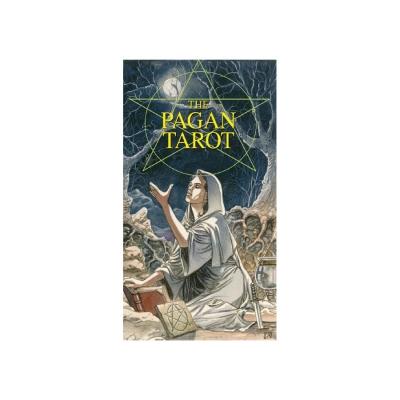Карты Таро - мини Lo Scarabeo Таро Языческое, инструкция на английском языке. MD19MD19Таро белой и черной магии, изготовленное по мотивам работ американской Ведьмы, обладает необыкновенной силой и оккультной глубиной. Белая магия отличается от черной магии поставленной задачей: созидание - в первом случае, и разрушение - во втором. Таро - это прекрасный инструмент самопознания, медитации, гадания и магии.