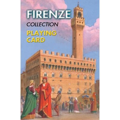 Карты игральные Lo Scarabeo Флоренция, 54 карты. PC48PC48Карты игральные