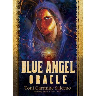 Оракул Blue angel Синий Ангел, 45 карт, инструкция на русском языке. TSA01TSA01Допустите в священную глубину своего сердца, исполненного вечной мудрости, Синего Ангела, Архангела Михаила. Вместе вы отправитесь по пути света, испытаете блаженство и познаете вечную красоту, которая существует в душе творения.