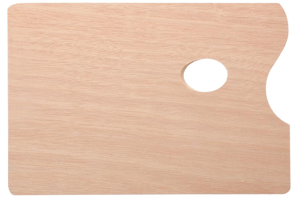 Малевичъ Палитра для смешивания красок прямоугольная 20 х 30 см195029Прямоугольная деревянная палитра Малевичъ, покрытая натуральным шпоном, прекрасно подойдет для смешивания масляных красок. Гладкая поверхность палитры поддается чистке без усилий, что значительно сокращает время работы художника. С такой палитры легко удалять даже засохшую краску. Такая палитра станет незаменимым инструментом для художника.