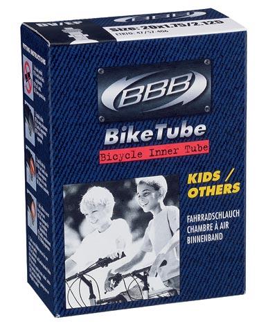 Велокамера BBB 16 in 1,75/2,125 AV. BTI-11