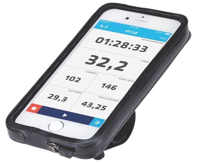 Чехол для телефона BBB Gardian S. BSM-11SBSM-11SУниверсальный чехол BBB Gardian S для вашего смартфона обеспечивает полную сенсорную функциональность. Он водонепроницаем. Ударопрочная подкладка обеспечивает дополнительную защиту от падений. Жесткая внутренняя структура для дополнительной жесткости и устойчивости. Отдельная подкладка для улучшения фиксации смартфонов меньшего размера. На задней стороне имеется окошко для камеры. Качество швов улучшено. Чехол устанавливается в вертикальном или горизонтальном положении. Угол обзора регулируется для удобства просмотра или киносъемки. Монтируется на выносе и руле с помощью крепежа BSM 91 PhoneFix. Монтируется на крышке рулевой колонки с помощью крепежа BSM 92 SpacerFix