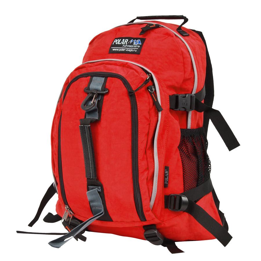 Рюкзак городской Polar, 21 л, цвет: красный. П955-01