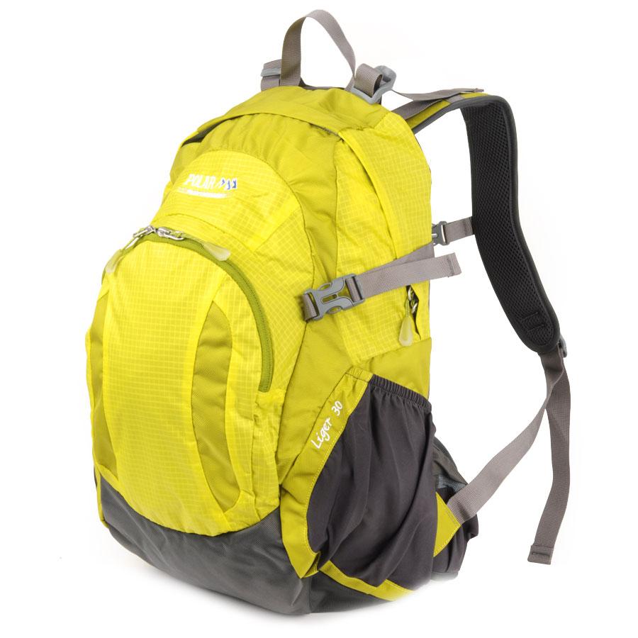 Рюкзак городской Polar, 38 л, цвет: желтый. П1606-03П1606-03Городской компактный рюкзак с модным дизайном. Полностью вентилируемая и удобная мягкая спинка, мягкие плечевые лямки создают дополнительный комфорт при ношении. Основное отделение с внутренним отделением на молниях. Большие карманы для аксессуаров и персональных вещей. Центральный отсек для персональных вещей и документов A4 на двухсторонних молниях для удобства. Два боковых кармана под бутылки с водой на резинке. Регулирующая грудная стяжка с удобным фиксатором. Дождевик специальной формы на рюкзак, защищает его от намокания в дождливую погоду. Система циркуляции воздуха Air. Материал Polyester Oxford Rip stop PU 600D.
