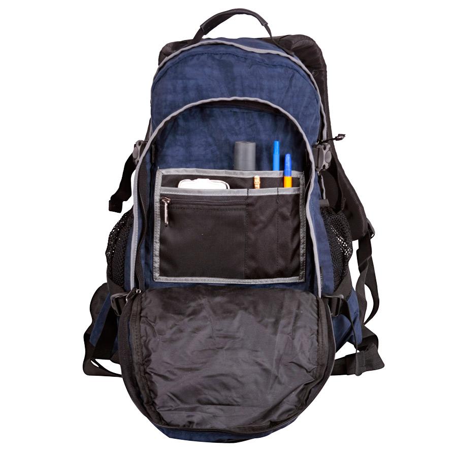 Рюкзак городской Polar, 27 л, цвет: синий. П 1956-04