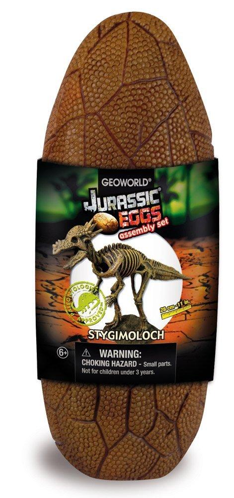 Geoworld Сборная модель Яйцо динозавра Юрского периода Стигимолох