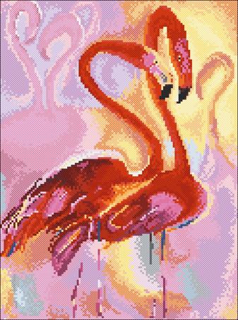 Набор для вышивания Марья Искусница Розовые фламинго по картине В. Пивень, 23 см х 30 см. 03.010.0603.010.06Набор для вышивания Розовые фламинго по картине В. Пивень 23 х 30 см В наборах Марья Искусница используются только высококачественные материалы - канва Aida (Германия), мулине Finca (Испания).