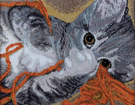 Набор для вышивания Марья Искусница Игруля, 30 см х 23 см. 03.016.0603.016.06Набор для вышивания Игруля канва Aida14 молочная, мулине Finca 22цв. счетный крест 30х23 см серия Животные . В наборах Марья Искусница используются только высококачественные материалы - канва Aida (Германия), мулине Finca (Испания). канва Aida14 молочная, мулине Finca 22цв