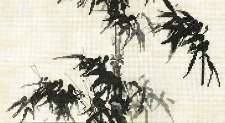 Набор для вышивания Марья Искусница Бамбукпо рисунку Сю Вэй, 30 см х 20 см. 03.018.0303.018.03Набор для вышивания Бамбукпо рисунку Сю Вэй, канва Aida14 бежевый винтаж, мулине Finca 4цв. счетный крест 30х20 см . В наборах Марья Искусница используются только высококачественные материалы - канва Aida (Германия), мулине Finca (Испания). канва Aida14 бежевый винтаж, мулине Finca 4цв