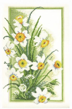 Набор для вышивания Марья Искусница Весеннее соцветие, 20 см х 30 см. 04.006.0304.006.03Набор для вышивания Весеннее соцветие 20 х 30 см В наборах Марья Искусница используются только высококачественные материалы - канва Aida (Германия), мулине Finca (Испания).
