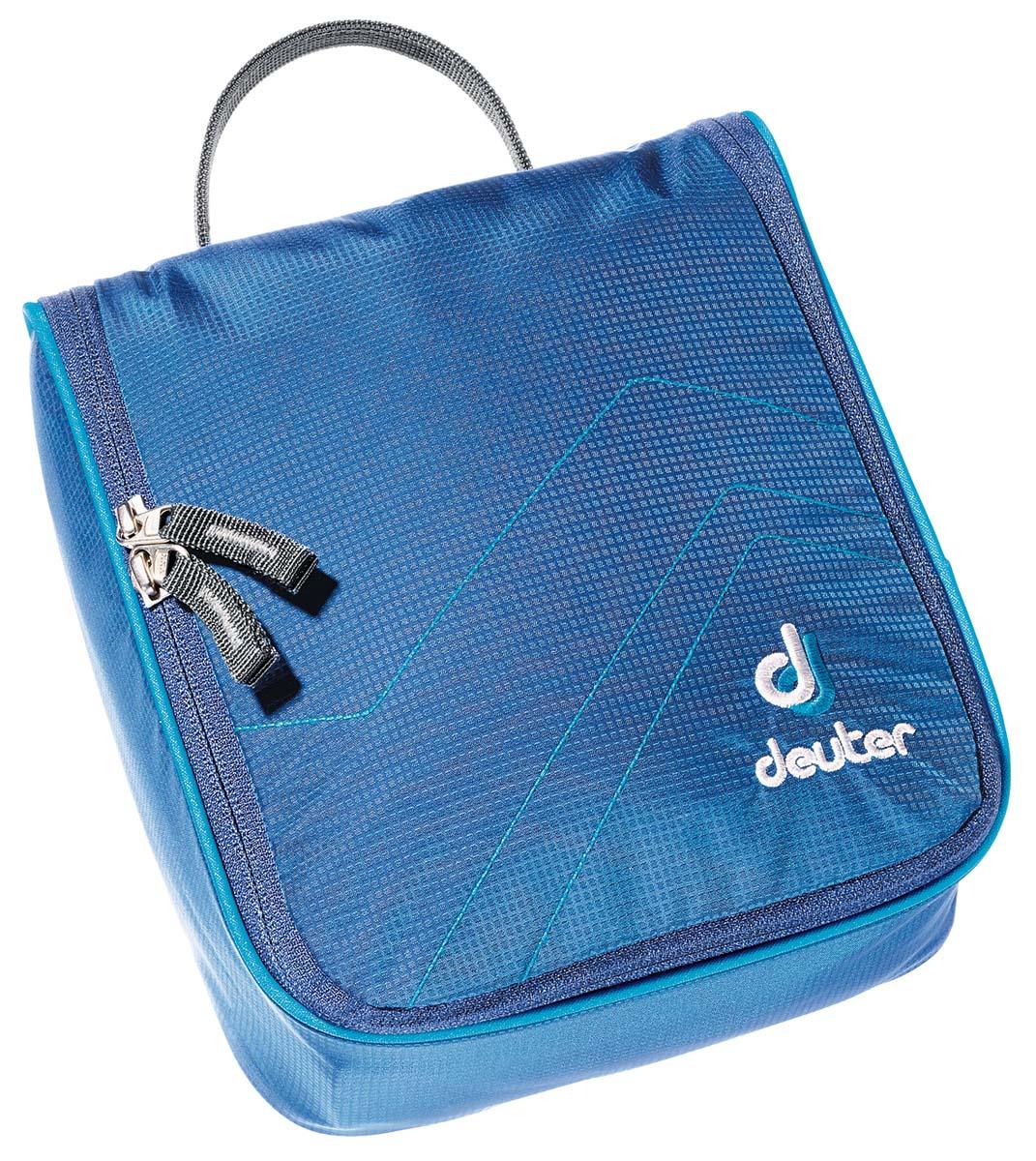 "Косметичка Deuter ""Accessories Wash Center I"", цвет: светло-голубой, бирюзовый, 22 см х 19 см х 8 см 39454_3306"