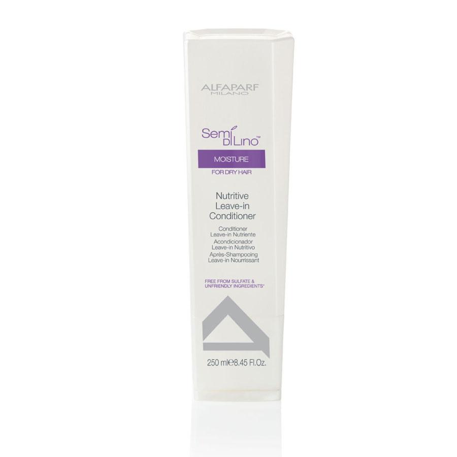 Alfaparf Кондиционер несмываемый для сухих волос Semi Di Lino Moisture Nutritive Leave-In Conditioner 250 мл