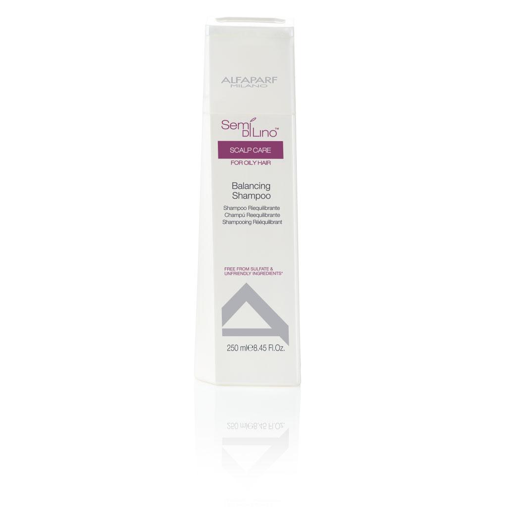 Alfaparf Semi Балансирующий шампунь для жирной кожи головы Di Lino Scalp Care Balancing Shampoo 250 мл