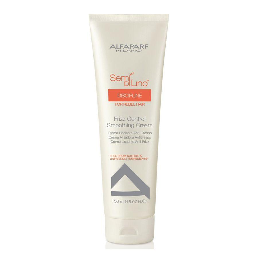 Alfaparf Разглаживающий крем фриз-контроль Semi Di Lino Discipline Frizz Control Smoothing Cream 150 мл