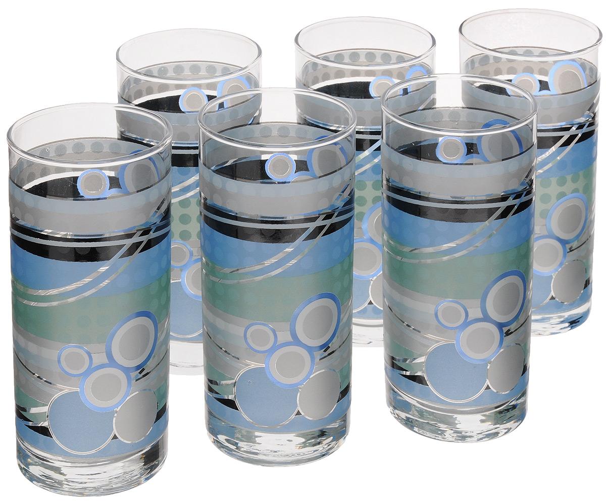 """Набор стаканов """"Loraine"""", 370 мл, 6 шт. 24078"""