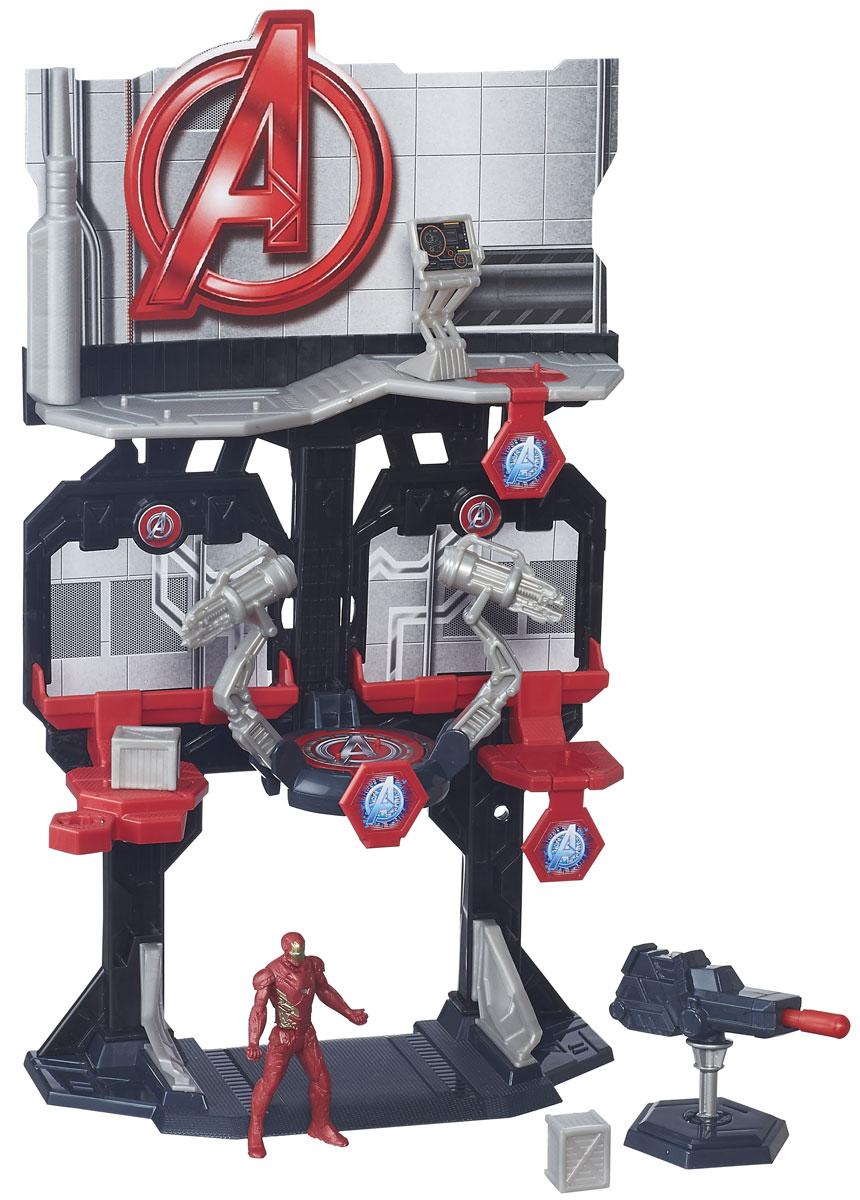 Avengers Игровой набор Iron Man ArmoryB5770EU4_ B6740Игровой набор Avengers Iron Man Armory обязательно привлечет внимание вашего малыша. В его состав входят сборные элементы и фигурка Железного человека. Этот игровой набор позволит вашему ребенку воспроизвести сцену сражения как во вселенной Marvel, а также придумать собственный сюжет. Avengers Iron Man Armory подарит вашему ребенку массу увлекательного и интересного времяпровождения! Элементы наборов Hasbro Мстители сочетаются между собой, так что в итоге можно собрать большую штаб-квартиру Мстителей. Ваш ребенок весело проведет время, играя с набором на детской площадке или в песочнице. А процесс сборки поможет малышу развить мелкую моторику, внимательность и усидчивость. Порадуйте своего малыша таким замечательным подарком!