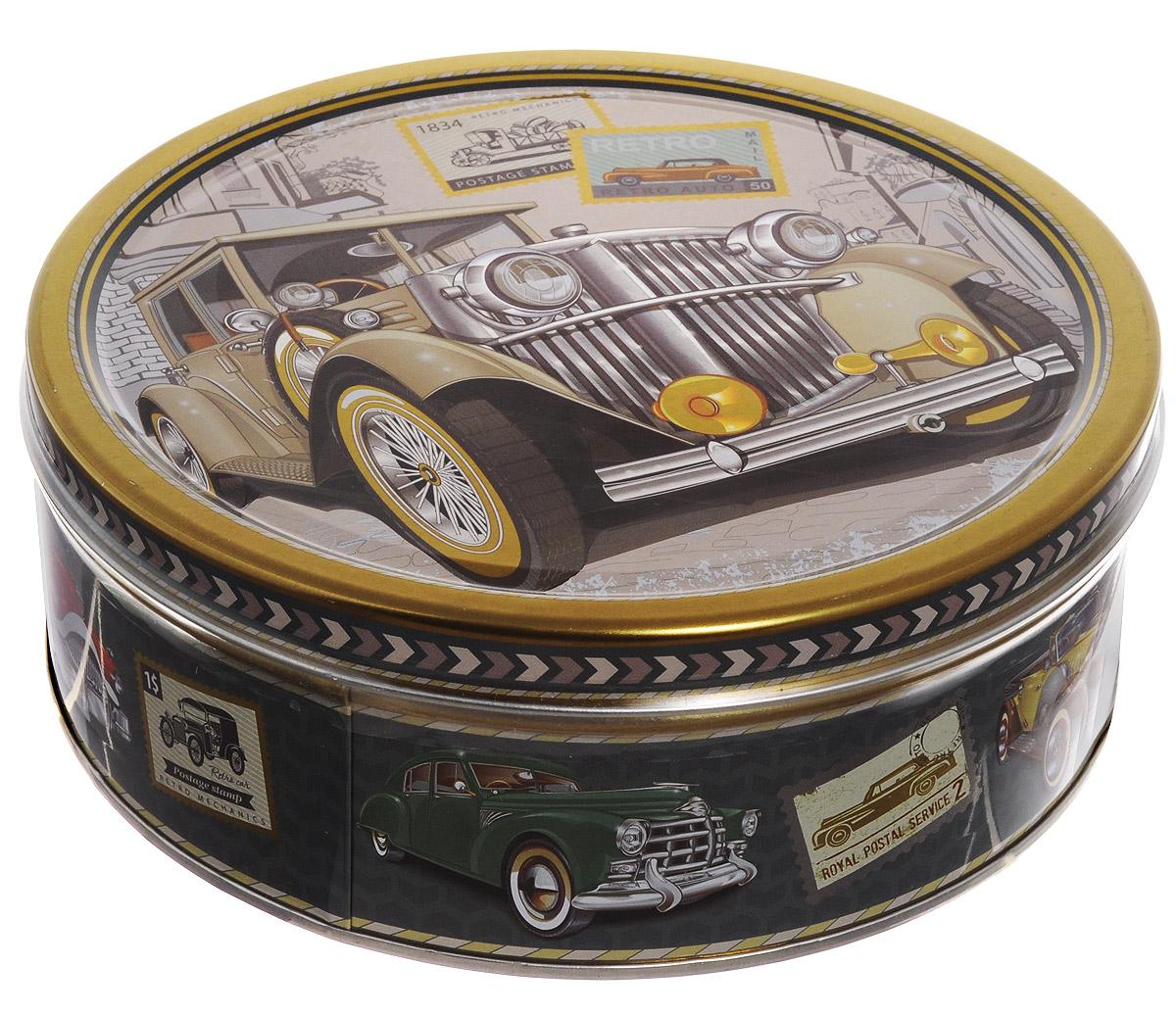 Monte Christo Ретромобиль печенье со сливочным маслом, 400 г4600416018192_бежевый автомобильMonte Christo Ретромобиль - 100% сдобное печенье со сливочным маслом - продукт ГК Сладкая сказка. Идеальный подарок к любому значимому событию. Полный цикл производства на фабрике МАК-Иваново включает также изготовление самой банки.