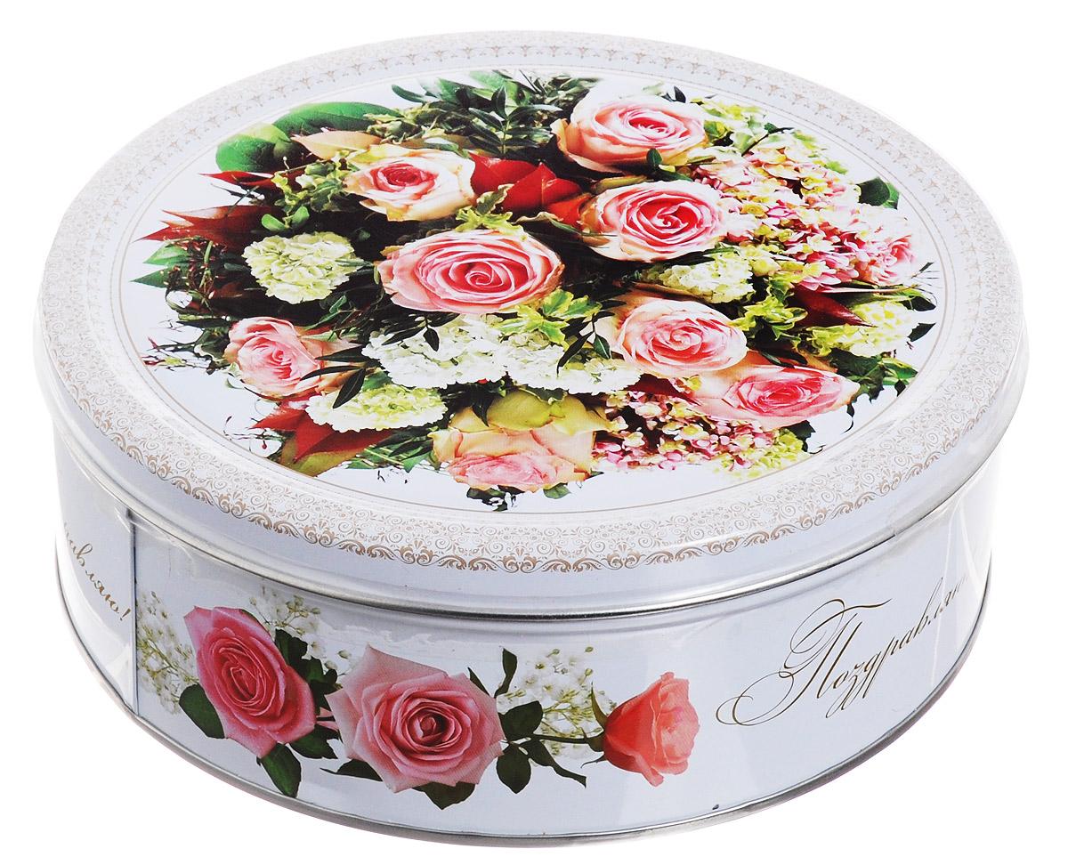 Monte Christo Розовый этюд печенье с кокосовой стружкой, 400 гMC-4-26Monte Christo Розовый этюд - 100% сдобное печенье с кокосовой стружкой - продукт ГК Сладкая сказка. Идеальный подарок к любому значимому событию. Полный цикл производства на фабрике МАК-Иваново включает также изготовление самой банки.