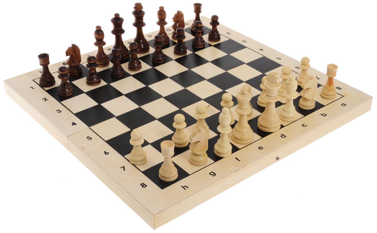 Шахматы Perfecto Березаsh-008Шахматы Perfecto Береза изготовлены из высококачественной древесины березы. Деревянный кейс выполнен в классическом дизайне, закрывается на металлический замок-задвижку. Игровое поле расположено с внешней стороны. В наборе имеются 32 шахматные фигуры. Шахматы - настольная логическая игра, которая соединяет в себе элементы и искусства, и науки, и спорта. Название берет начало из персидского языка шах и мат, что означает шах умер. Считается, что история шахмат насчитывает не менее полутора тысяч лет. Впервые наиболее близкая по смыслу игра появилась в Индии в 6 веке нашей эры, затем, претерпев некоторые изменения в правилах, начала распространяться в близлежащих странах. Модификации игры продолжались, пока в 19 веке не сформировались окончательные правила, необходимые для проведения международных турниров. Шахматы помогут развить логическое мышление и позволят вам интересно и с пользой провести время. Размер кейса в сложенном виде: 43 х 21 х 5...