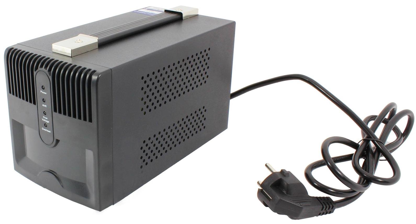 Стабилизатор напряжения Ippon AVR-1000 ( 9003-3006-00P )
