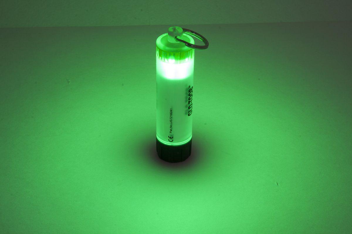 Фонарь универсальный Яркий Луч GLO-TOOB, цвет: зеленый4606400105145GLO-TOOB - это широко известный по всему миру многофункциональный фонарь - маяк. Благодаря своей универсальности, противоударной и водонепроницаемый конструкции а так-же большой надежности и автономности он нашел огромное количество применений. Это и кемпинговый фонарь в палатку, и внутренний свет для рюкзака, и аварийный источник света в путешествии, дома, в автомобиле. Благодаря тому что свет сверхяркого светодиода виден с любого направления это отличное средство для обозначения людей и животных, маркировки предметов и местности и подачи сигналов в любое время суток и при любой погоде. GLO-TOOB задумывался как замена ХИСам (химическим источникам света), т.к. они имеют множество недостатков. ХИСы дороги в использовании, т.к. одноразовые, и после активации их невозможно выключить, ненадежны - могут несработать или вытечь, повредив одежду и снаряжение и по-этому требуют бережной транспортировки и использования, малоэффективны - интенсивности их света часто недостаточно, и,...