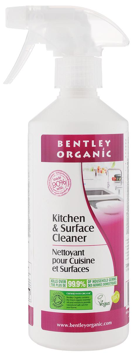 Очиститель кухонных поверхностей Bentley Organic, 500 мл137Очиститель кухонных поверхностей Bentley Organic включает в себя только 100% природные ингредиенты. Не содержит фосфатов, производных хлора и сульфатов. Содержит антибактериальную формулу. Биоразлагаем. Не загрязняет водоемы. Товар сертифицирован.
