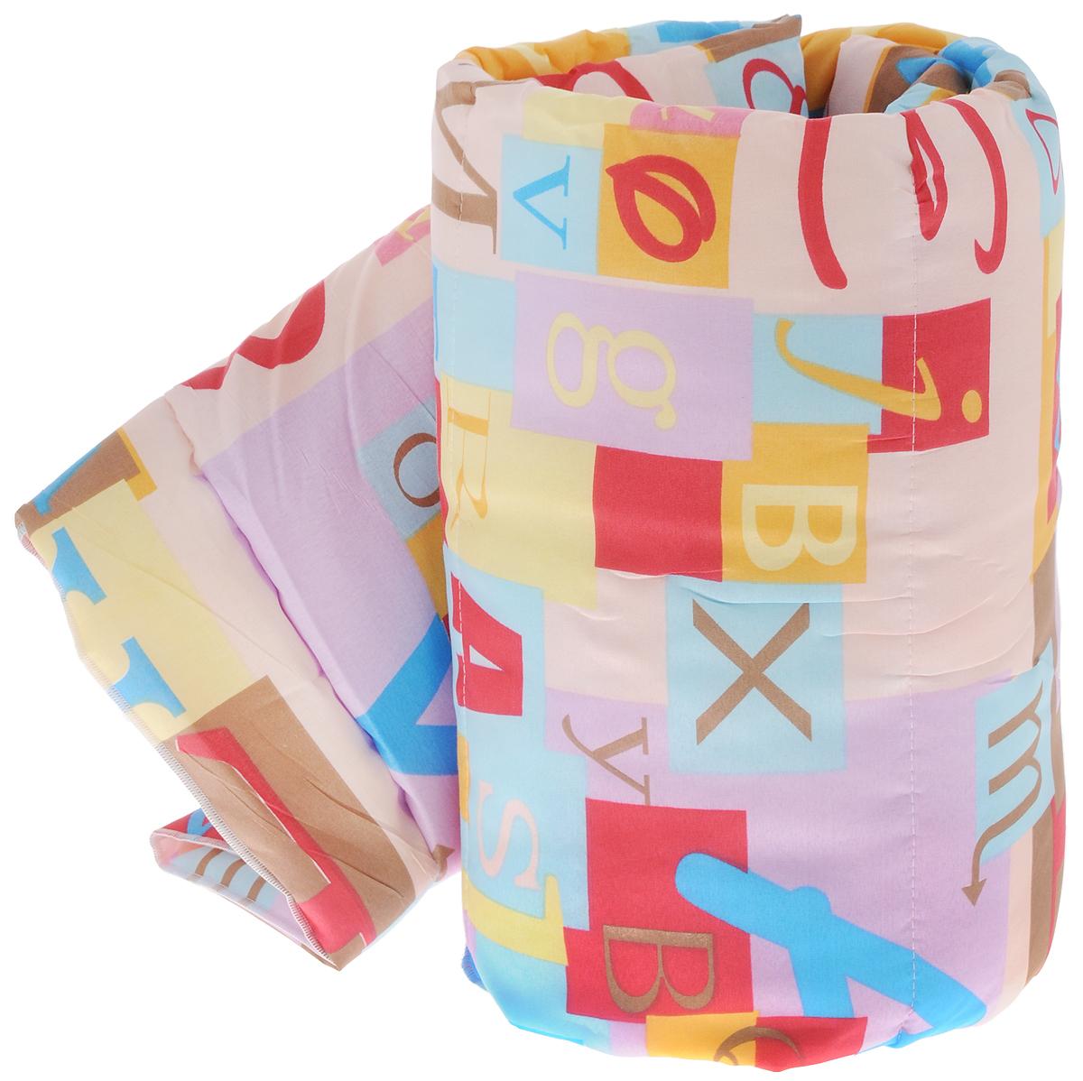 Одеяло легкое Sleeper Дили, наполнитель: силиконизированное волокно, цвет: мультиколор, 140 x 200 см22(13)323Одеяло Dargez Дили подарит уютный и комфортный сон. Чехол одеяла выполнен из микрофибры, наполнитель - силиконизированное волокно. Изделие с синтетическим наполнителем: - не вызывает аллергических реакций; - воздухопроницаемо; - не впитывает запахи; - имеет удобную форму. Рекомендации по уходу: - Стирка при температуре не более 40°С. - Запрещается отбеливать, гладить. Материал чехла: микрофибра (100% полиэстер). Наполнитель: силиконизированное волокно. Масса наполнителя: 0,40 кг. Размер одеяла: 140 см х 200 см.