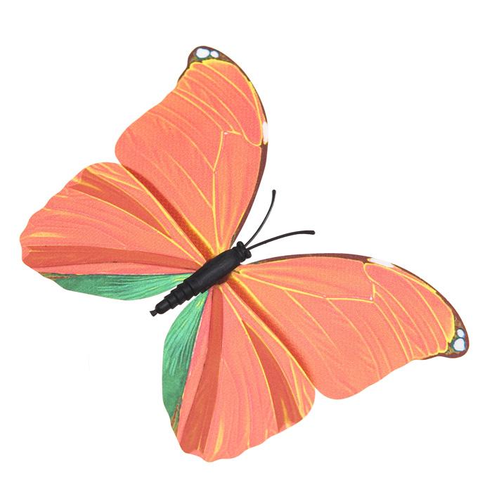 Фигура садовая с магнитом Village people Тропическая бабочка. 68610_468610_4
