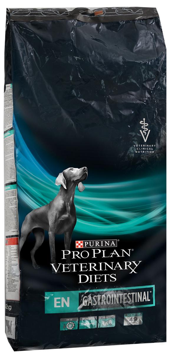 Корм сухой Pro Plan Gastrointestinal, для собак, при расстройствах пищеварения, 12 кг12158216Сухой корм Pro Plan Gastrointestinal - полнорационное диетическое питание для щенков и взрослых собак при расстройствах пищеварения. Корм рекомендуется для компенсации расстройств пищеварения и нарушения экзокринной функции поджелудочной железы, с высокой усвояемостью ингредиентов и низким содержанием жира. Товар сертифицирован.