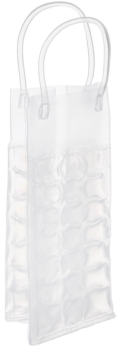 "Сумка-термос Tescoma ""Mydrink"", цвет: прозрачный, 10 х 9 х 25 см"