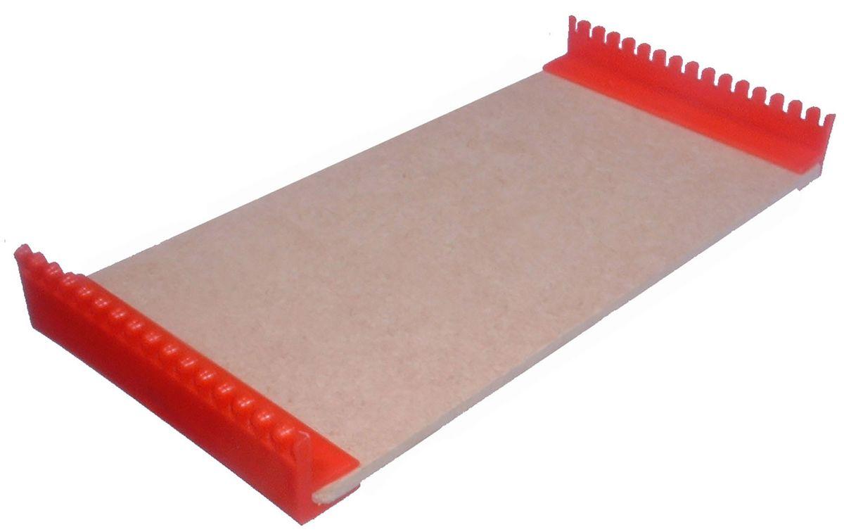 Cтанок для бисероплетения Elbesee 20 х 21 смWEAV20Станки предназначены для плетения из бисера в технике ткачество. С помощью такого станка можно создать стильные украшения и необычные поделки: браслеты, пояса, чехлы для мобильных телефонов, сумочки, миниатюры и картины. Материал: пластик, картон