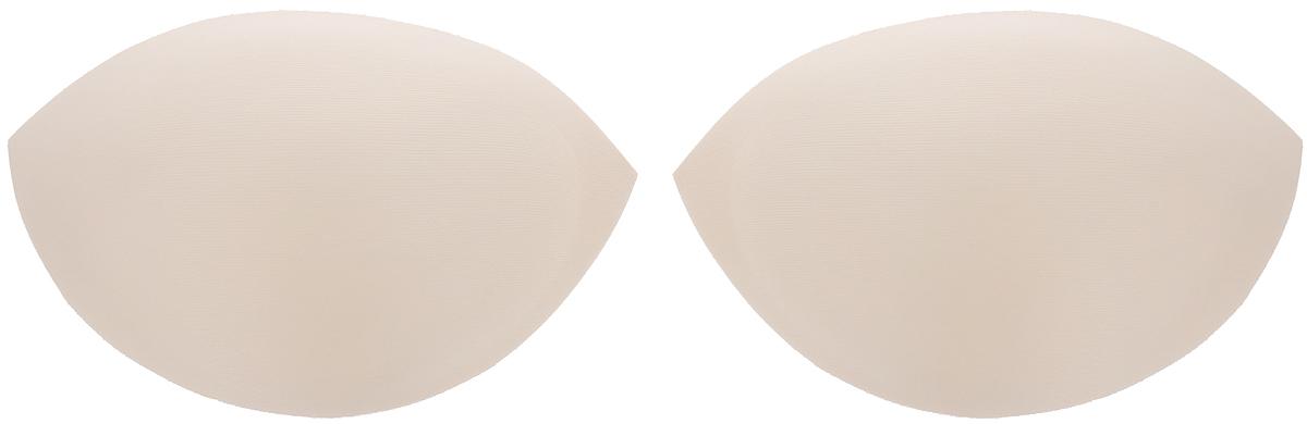 Чашечки для бюстгалтера Hemline, со встроенными вкладками, цвет: телесный, 2 шт. Размер L963.L/SKINЧашечки Hemline оснащены встроенными вкладками для бюстгалтера или вечерних платьев. В комплекте 1 пара (2 шт). Величина чашки бюстгальтера определяется разницей между обхватом груди и обхватом под грудью. Размер чашки Е: 18 - 20 см.