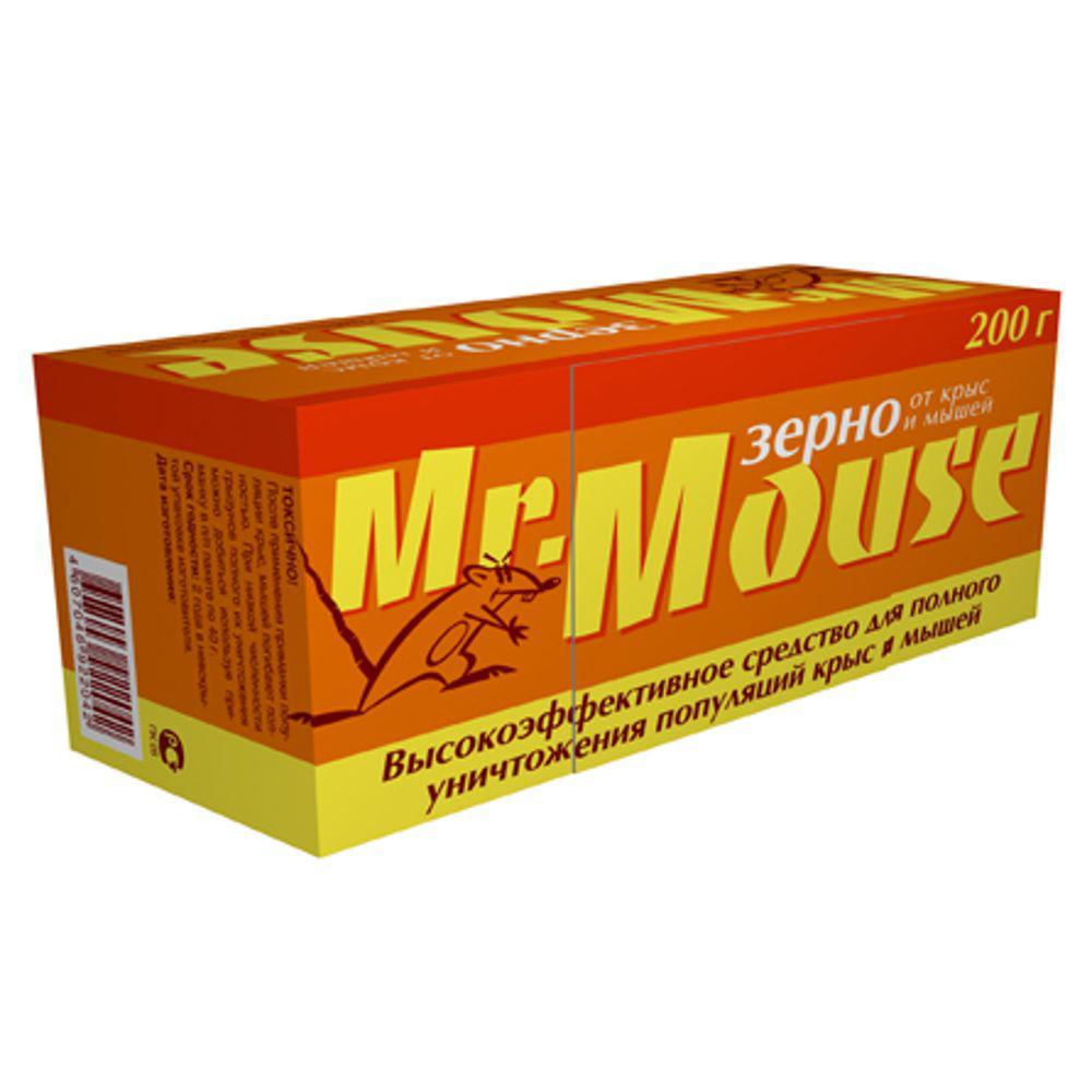 Зерновая приманка Mr.Mouse, 200 г. СЗ.040009СЗ.040009Родентицидное средство Mr.Mouse в виде готовой к применению зерновой приманки красного цвета. Способы применения Поместить средство в специально предназначенные емкости для раскладки отравленных приманок внутри помещений: контейнер, лоток, ящик или подложка из плотной бумаги и полиэтилена. Норма расхода: по 10-20г от мышей и по 30-50г от серых и черных крыс. Снаружи помещений используют контейнеры, лотки, ящики, кусочки труб, прикрывая приманку от птиц. Для водяных крыс приманку размещают в погребах, в подвалах, в буртах с овощами. Размещение в специальных емкостях повышает поедаемость средства, препятствуя его растаскиванию грызунами. Размещают емкости в предварительно выявленных местах обитания грызунов: по близости от их нор, на путях перемещения, вдоль стен и перегородок. Расстояние между точками раскладки 2-10м в зависимости от захламленности помещений и численности грызунов. Осмотр проводят через 1-2 дня, а затем с интервалом в одну неделю, восполняя по мере поедания....