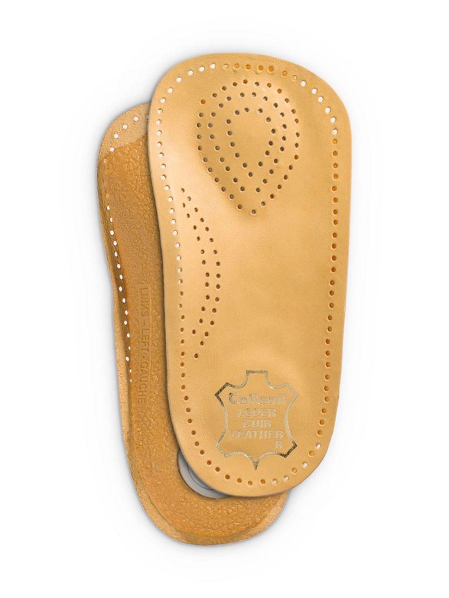 Стельки для обуви Collonil Activ, для профилактики плоскостопия, 2 шт. Размер 449053 440Стельки Collonil Activ выполнены из высококачественной дубленой кожи анатомической формы. Такие стельки используются для профилактики плоскостопия. Размер: 44. Количество: 2 шт.