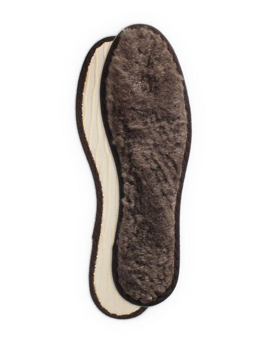 Стелька зимняя Collonil Polar, из меха ламы. Размер 399112 390Стелька зимняя из меха ламы