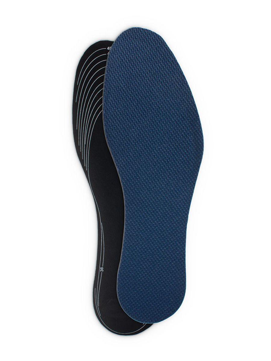 Многоразмерная стелька Duke of Dubbin Duke Deo9240 366Многоразмерная стелька из латекса с установленным внутри фильтром из активированного угля, поглощающего влагу и нейтрализующего запахи. Латексная пенорезина действует как амортизирующая подушка и обеспечивает приятную свежесть в обуви.
