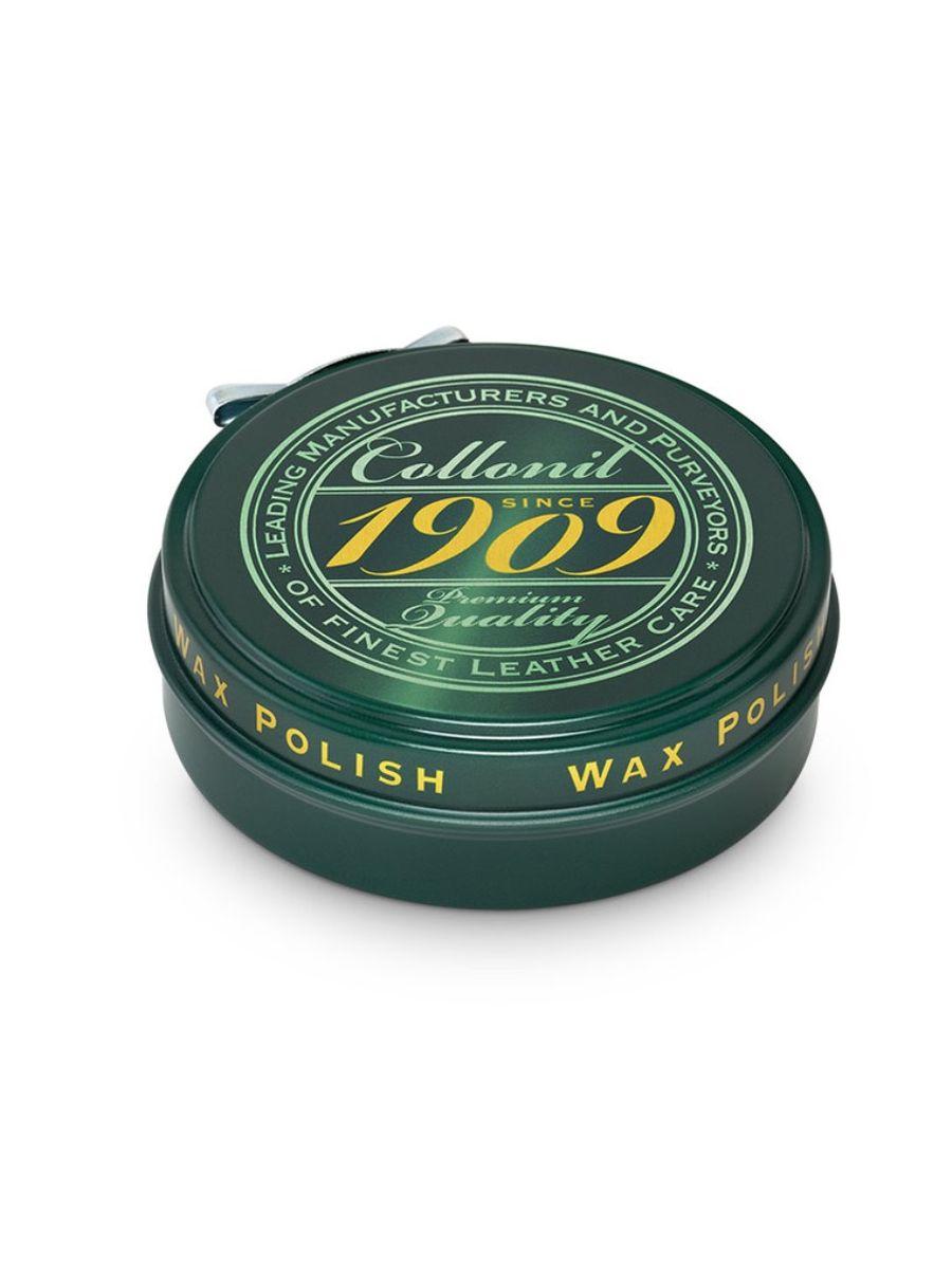 Воск для обуви Collonil Wax Polish, цвет: вишня, 75 мл6063 437Высококачественный твердый воск Collonil Wax Polish подходит для всех видов гладкой кожи. Комплексное сочетание шести видов восков, в том числе натурального пчелиного воска, насыщает кожу питательными веществами, заботится о сохранении ее качества и ухоженного внешнего вида. После полировки придает обуви роскошный блеск и сияние. Применяется для финишной обработки изделия. Объем: 75 мл. Товар сертифицирован.