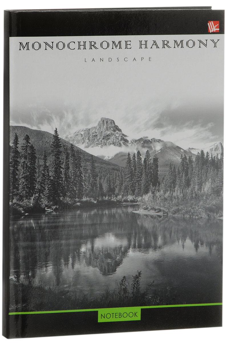 Listoff Записная книжка Гармония природы 80 листов в клетку