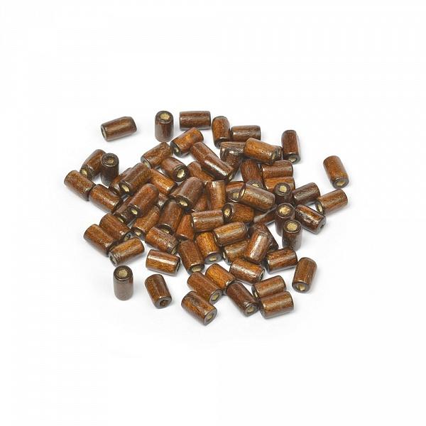 Бусины деревянные Magic Hobby, 10х4мм, in d-2 мм, 40 г. MG-B 481.1БУС.MG-B 481.1